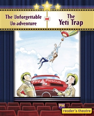 Reader's Theatre: The Unforgettable Un-Adventure and the Yeti Trap - 9780170258180