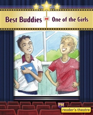 Reader's Theatre: Best Buddies and One of the Girls - 9780170258203