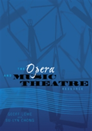 The Opera and Music Theatre Resource - 9780170259712