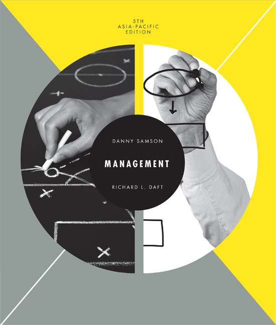 Management: Asia Pacific Edition - 9780170259798