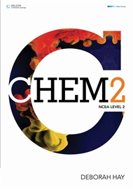 Chem 2 NCEA Level 2 Workbook - 9780170260107