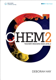 Chem 2 NCEA Level 2 Teacher Resource CD - 9780170260114