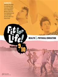 Nelson Fit for Life! Years 9 & 10 Student Book - 9780170261524