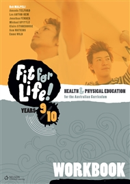 Nelson Fit for Life! Years 9 & 10 Workbook - 9780170261548