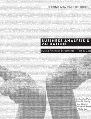 Business analysis and valuation using financial statements text business analysis and valuation using financial statements text and cases asia pacific edition fandeluxe Gallery