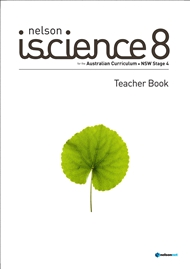 Nelson iScience 8 for the Australian Curriculum NSW Stage 4 Teacher Book - 9780170262040