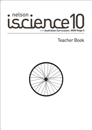 Nelson iScience 10 for the Australian Curriculum NSW Stage 5 Teacher Book - 9780170262064