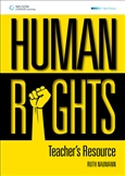 Human Rights Teacher's Resource CD