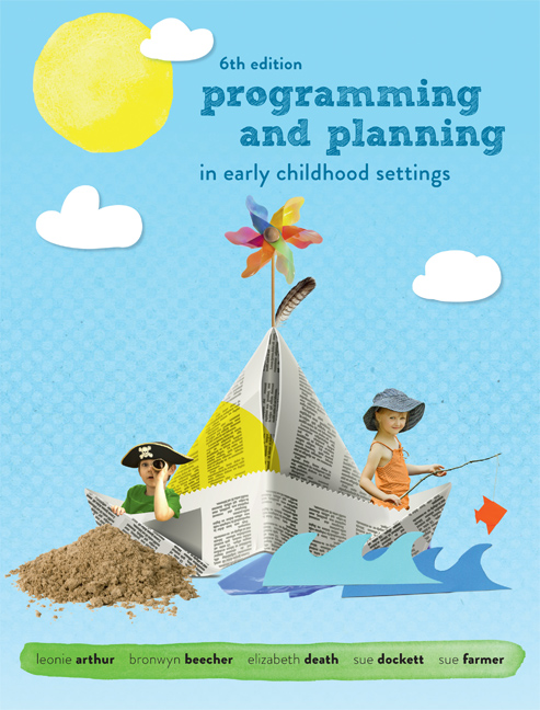 Programming and Planning in Early Childhood Settings - 9780170264105