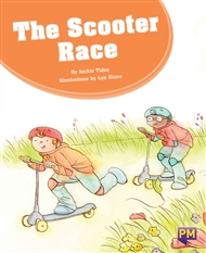 The Scooter Race - 9780170266208