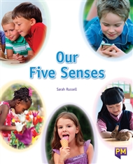 Our Five Senses - 9780170266215