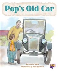 Pop's Old Car - 9780170266239