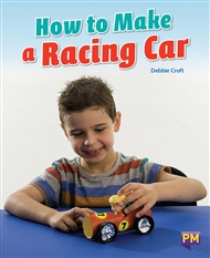 How to Make a Racing Car - 9780170266253