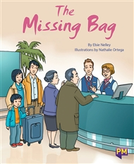 The Missing Bag - 9780170266284