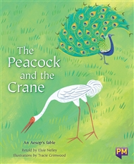 The Peacock and the Crane - 9780170266291