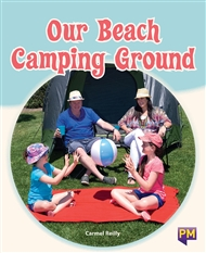 Our Beach Camping Ground - 9780170266307