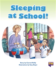 Sleeping at School! - 9780170266338