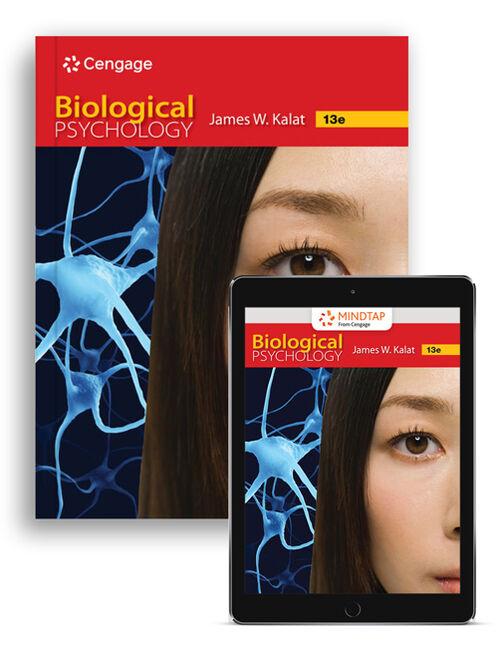 Value Pack: Biological Psychology 13e + MindTap for Kalat's Biological Psychology 13e 1-term access - 9780170286428