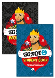 Bima Level 1 Student Book with 1 Access Code + Bima Level 1 Workbook Pack - 9780170288224