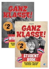 Ganz Klasse! 2 Student Book and Ganz Klasse! 2 Workbook pack with 1 x 26 month NelsonNetBook access code - 9780170302616
