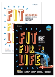 Fit for Life Level 7 & 8: For the Victorian Curriculum Student Book and Workbook pack with 1 x 26 month NelsonNet access code - 9780170302623