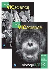 VICscience Biology VCE Units 3 & 4 Student Value Pack - 9780170302654