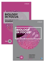 Biology in Focus Year 11 Skills and Assessment Pack with 1 x 26 month NelsonNetBook access code - 9780170302746