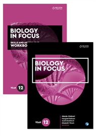Biology in Focus year 12 Skills and Assessment Pack with 4AC - 9780170302753
