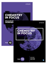 Chemistry in Focus year 12 Skills and Assessment Pack with 4AC - 9780170302777