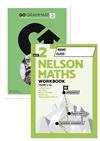 Go Grammar and Nelson Maths 2 Student Workbook Pack