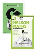 Go Grammar! and Nelson Maths 2 Student Workbook Pack