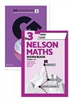 Go Grammar and Nelson Maths 3 Student Workbook Pack