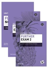 A+ Further Maths Student Success Pack - 9780170303927