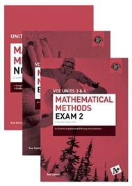 A+ Maths Methods Student Success Pack - 9780170303934