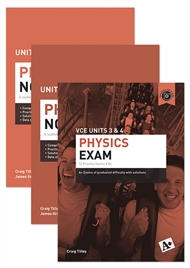 A+ Physics Student Success Pack - 9780170303965