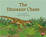 The Dinosaur Chase - 9780170328074