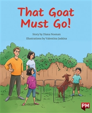 That Goat Must Go! - 9780170328098