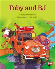 Toby and BJ - 9780170328104