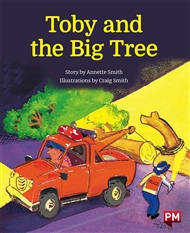 Toby and the Big Tree - 9780170328111