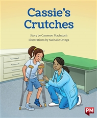 Cassie's Crutches - 9780170328128