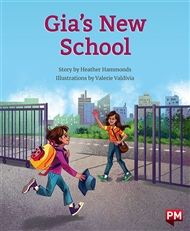 Gia's New School - 9780170328135