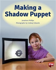 Making a Shadow Puppet - 9780170328197