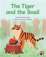 The Tiger and the Snail - 9780170328227