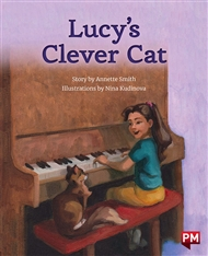 Lucy's Clever Cat - 9780170328258