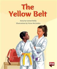 The Yellow Belt - 9780170328289