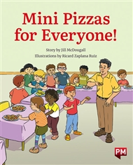 Mini Pizzas for Everyone! - 9780170328296