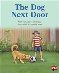 The Dog Next Door - 9780170328302