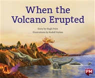 When the Volcano Erupted - 9780170328371