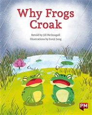 Why Frogs Croak - 9780170328395