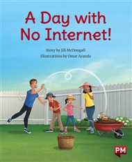 A Day with No Internet! - 9780170328401
